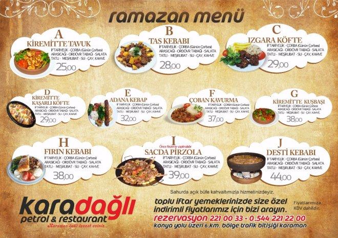Karadağlı Resturant