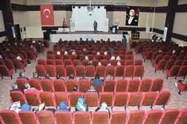 KMÜ'de Batı, Ortadoğu Ve Terör Konuşuldu