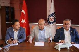 Karaman Belediyesi, Sivil Toplum Kuruluşlarıyla Bir Araya Geldi