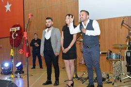 KMÜ'de 'Sancak' Konseri Büyük İlgi Gördü