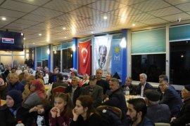 İYİ Parti Ermenek'te Gövde Göstersi yaptı