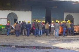 Kömür Ocağında Çalışan İşçiler İş Bıraktı