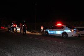 Karaman'da otomobilin çarptığı sigortacı ağır yaralandı