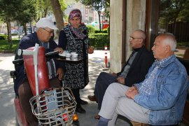 Engelli Ve Emekli Dinlenme Evi'ne Yoğun İlgi