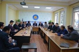 KTSO'sı Romanyalı İş adamlarını Ağırladı