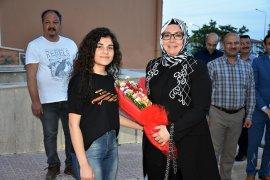 Vali Meral ile İl Müdürü Kurt Öğrencilerle İftar Yaptı