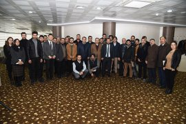 KMÜ'de 2. Basın Çalıştayı