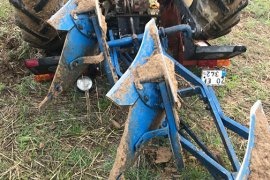 Karaman'da traktör kazası: 1 ölü