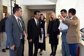 Milletvekili Eser'den İmam Hatip Anadolu Lisesine Ziyaret