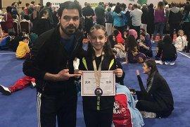 Wushu Kung Fu Şampiyonasında Karaman'a Türkiye Derecesi
