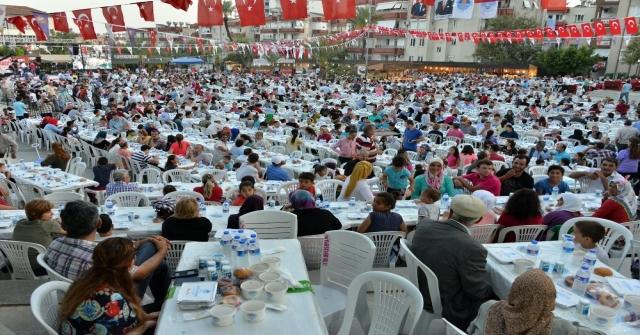 Büyükşehirin Ramazan Etkinlikleri Anamurla Devam Etti