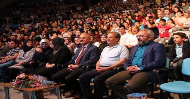 Akşehirde Resul Dindar İle Karadeniz Rüzgarı Esti