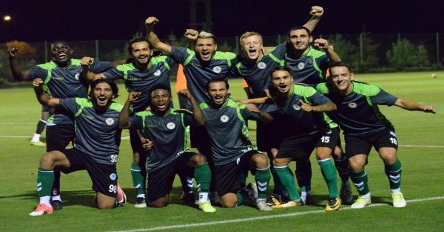 Atiker Konyasporda, Trabzonspor Maçı Hazırlıkları Başladı