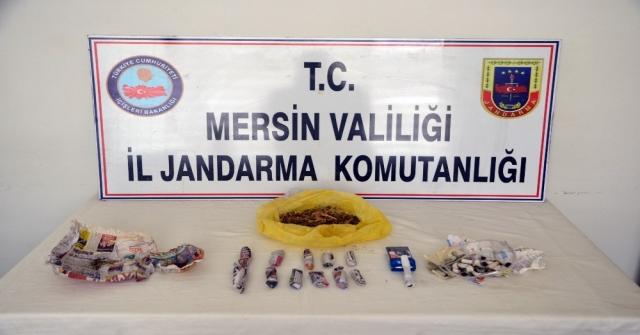 Mersinde Uyuşturucu Operasyonunda 3 Tutuklama