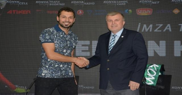 Atiker Konyaspor, Kaleci Serkan Kırıntılı İle Sözleşme Yeniledi