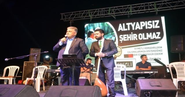 Ereğlide Festival Heyecanı Sürüyor