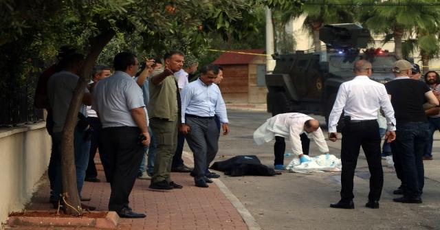 Mersindeki Deaşlı Teröristin Üzerinden 5 Kilo Patlayıcı Çıktı