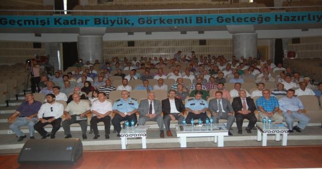 Konyada Öğrencileri Taşıma Güvenliği Toplantısı Gerçekleştirildi