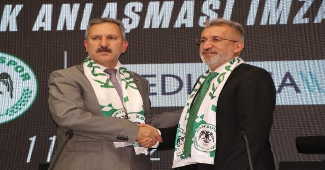 Medicana İle Atiker Konyaspor Sağlık Sponsorluğu Anlaşmasını Tazeledi