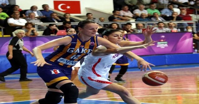 Mersin Büyükşehir Belediyespor, Avrupada Galibiyetle Başladı