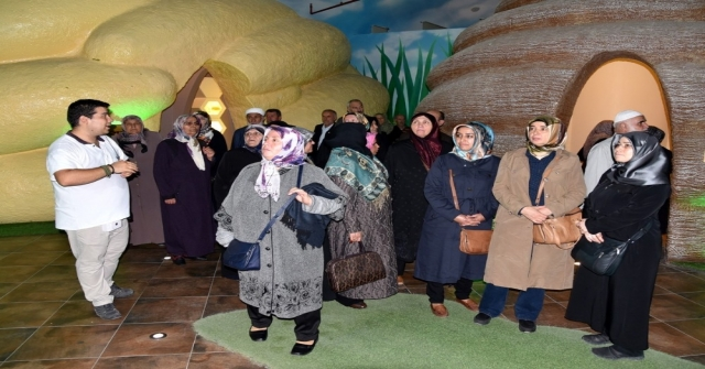 Başkan Altay, Şehit Aileleri İle Bir Araya Geldi