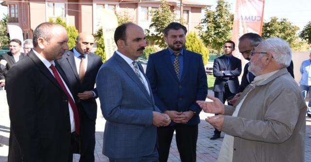 """Başkan Altay: """"Başarımızı Hemşehrilerimizle İç İçe Olmaya Borçluyuz"""