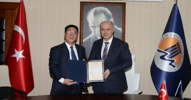 Meü İle Wuyi Üniversitesi Arasında İşbirliği Protokolü İmzalandı