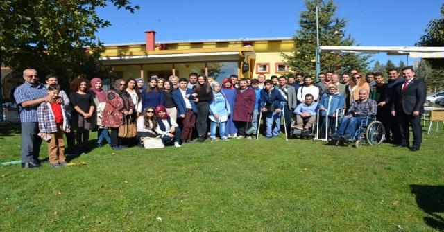 Selçuk Üniversitesi Engelsiz Yaşam Birimi, Öğrencilerini Buluşturdu