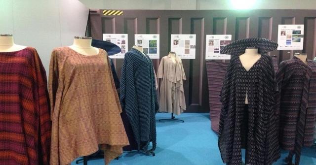 Athib Tasarım Yarışması Finalistleri, İstanbul Tekstil Fuarında İlgi Odağı Oldu