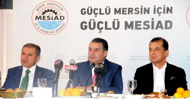 İpek, Mesiad Başkanlığına Adaylığını Açıkladı