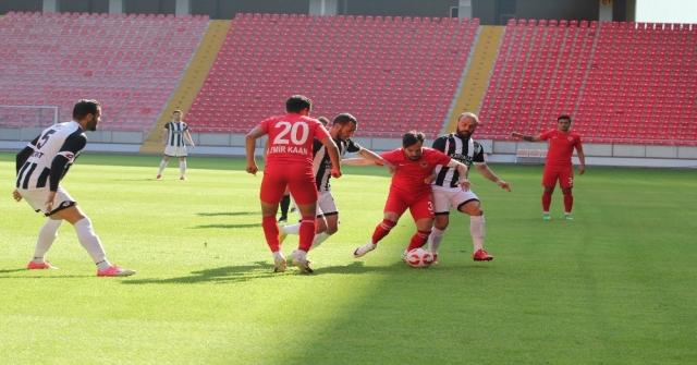 Tff 2. Lig: Mersin İdmanyurdu: 3 - Etimesgut Belediyespor: 1