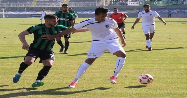 Tff 2. Lig: Konya Anadolu Selçukluspor: 1 - Sakaryaspor: 0