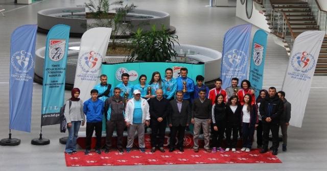 Havalı Silahlar Türkiye Şampiyonasında 3 Türkiye Rekoru Kırıldı