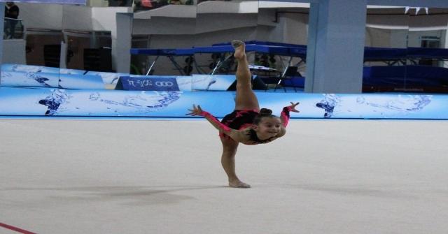 Cimnastis Grup Müsabakaları Sona Erdi