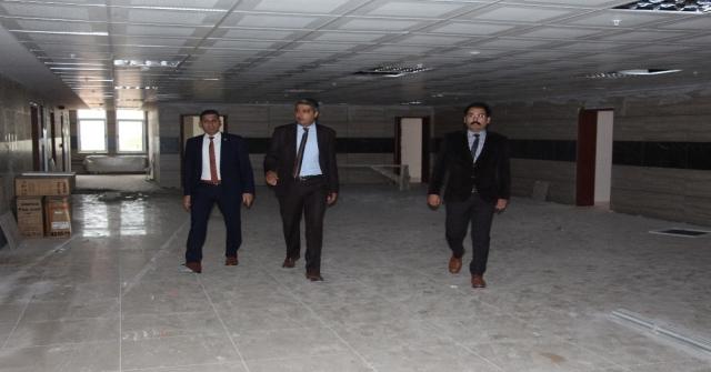Eski Adliye Binası Yeniden Hizmete Girecek
