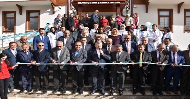 Başkan Akyürek, Seydişehir Şehir Konağının Açılışını Yaptı