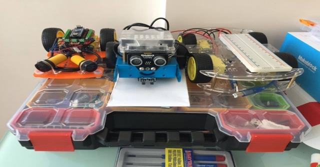 Karsemden Robotik Ve Kodlama Eğitimi