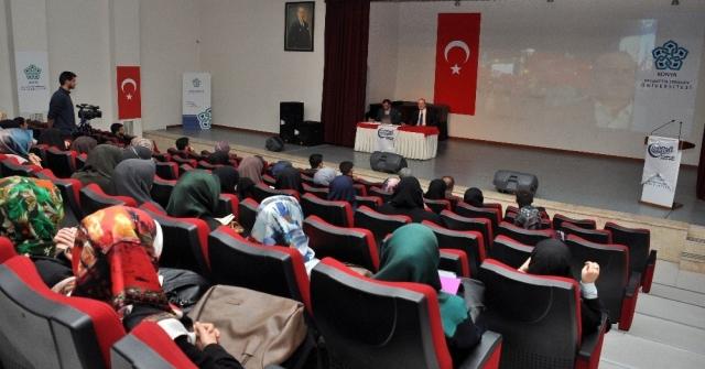 """Neüde """"Müslüman Olmayanlara İslamı Ve Türkiyeyi Nasıl Anlatabiliriz?""""  Konferansı"""