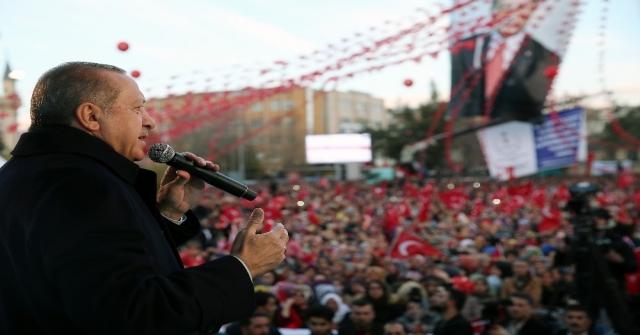 Cumhurbaşkanı Recep Tayyip Erdoğan: Türkiyenin Yanı Başında Terör Oluşumlarına İzin Vermeyeceğiz