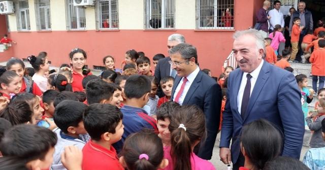 Akdeniz Belediyesinden Eğitime Destek
