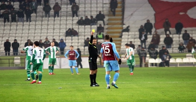 Ziraat Türkiye Kupası: Atiker Konyaspor: 1 - Trabzonspor: 0 (Maç Sonucu)