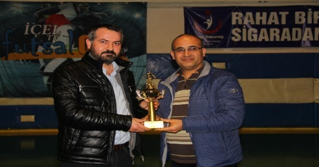 Kurumlararası Futsal Kış Turnuvası Sona Erdi