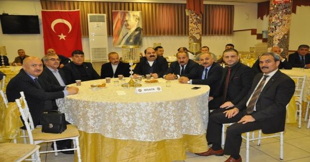 Mersin Elektronikçiler Odasında Talat Dinçer Yeniden Başkan