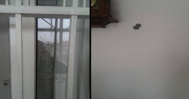 Konyada Bir Eve Silahlı Saldırı