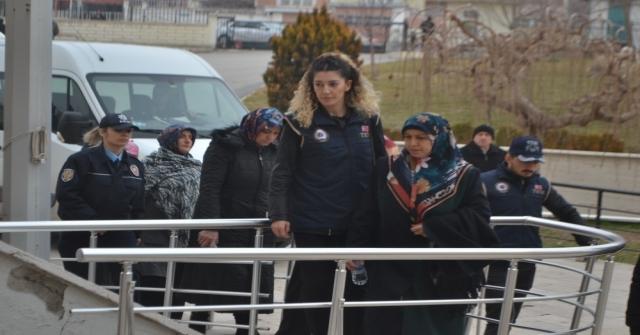 Fetönün Kadın Yapılanmasına Yönelik Operasyon: 2 Tutuklama