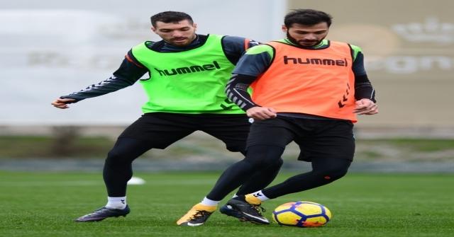 Atiker Konyaspor, Trabzonspor Maçı Hazırlıklarını Sürdürüyor