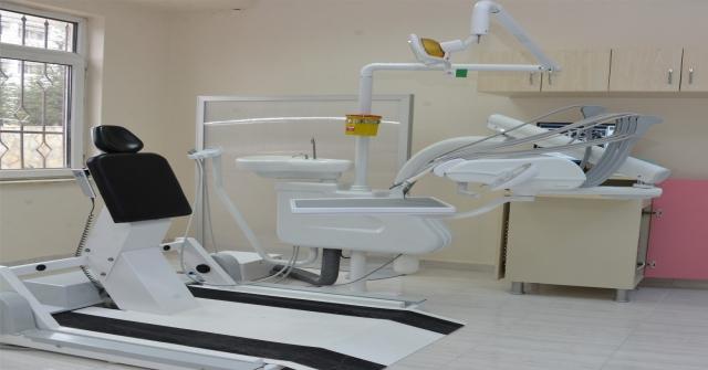 Sü Diş Hekimliği Fakültesinde İleri Uygulama Kliniği Hizmete Açıldı