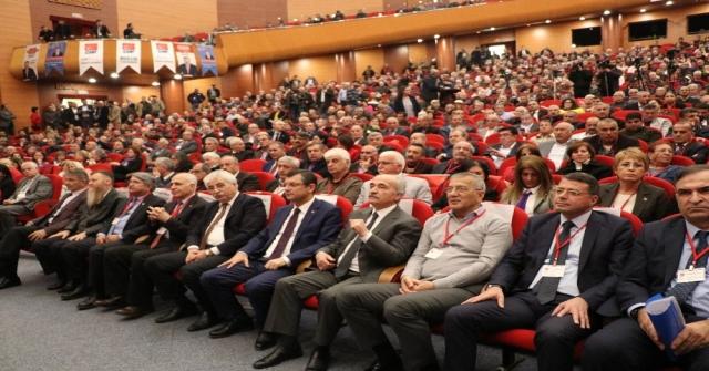 Chp Mersin İl Başkanlığına Adil Aktay Seçildi