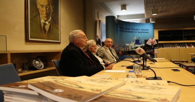 Mersin Antik Kilikya Limanları Kitabı Tanıtıldı