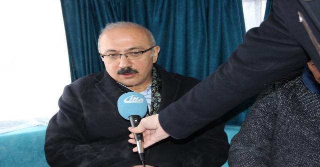 Bakan Elvan: İnşallah Kısa Bir Sürede Afrini Tamamıyla Terör Örgütlerinden Temizleriz